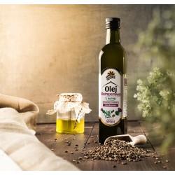 Olej z Ostropestu tłoczony...